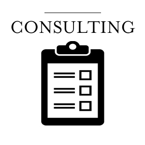 Editorial consulting services for self-published writers.
