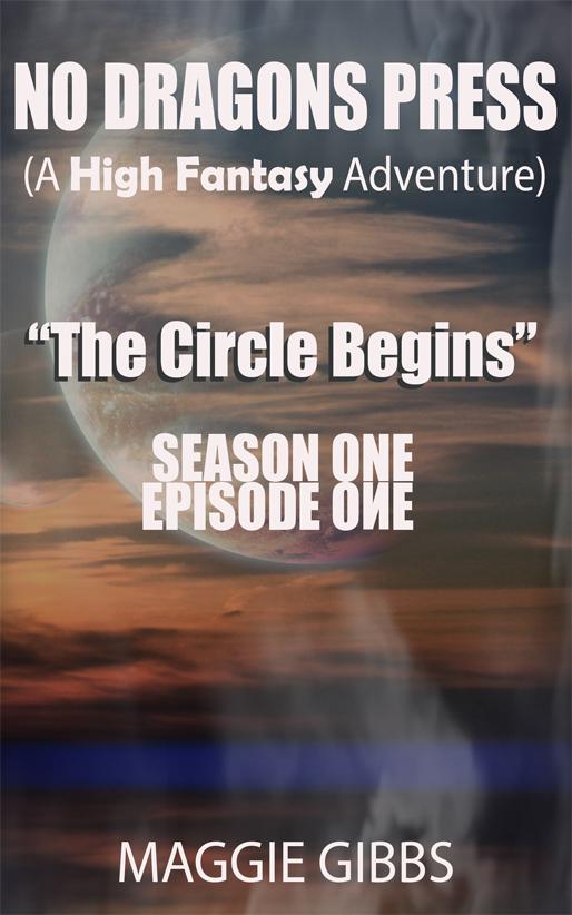 No Dragons Press: Episode One, Maggie Gibbs
